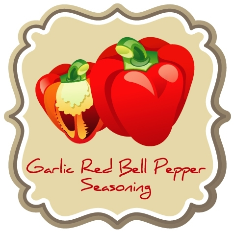 Garlic Red Bell Pepper Seasoning