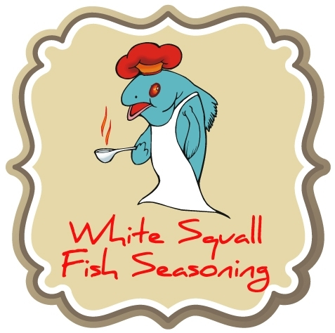 White Squall Fish Seasoning
